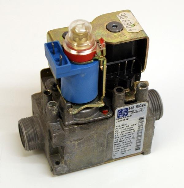 Блок газовых клапанов С4Н-3-51